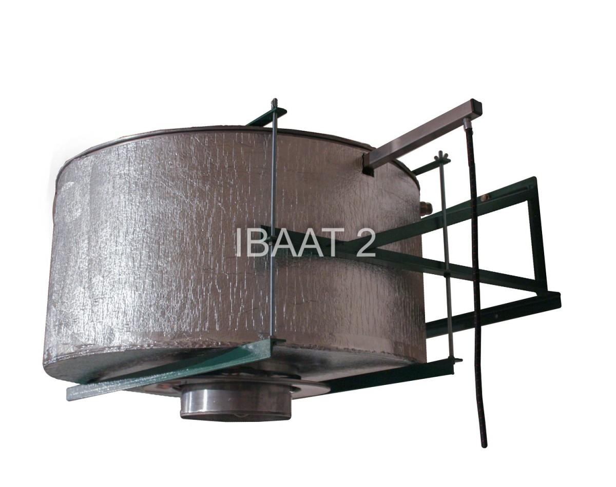 Ведро-водопад IBAAT 2 для бани и сауны 60л
