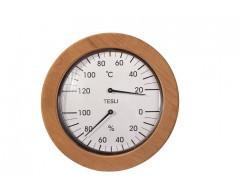 Термогигрометр большой 20,5 см