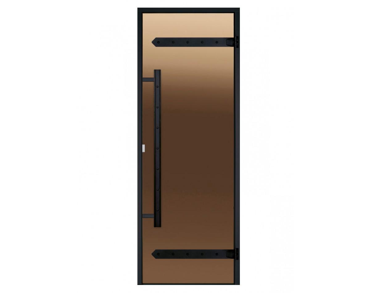 Стеклянная дверь Legend