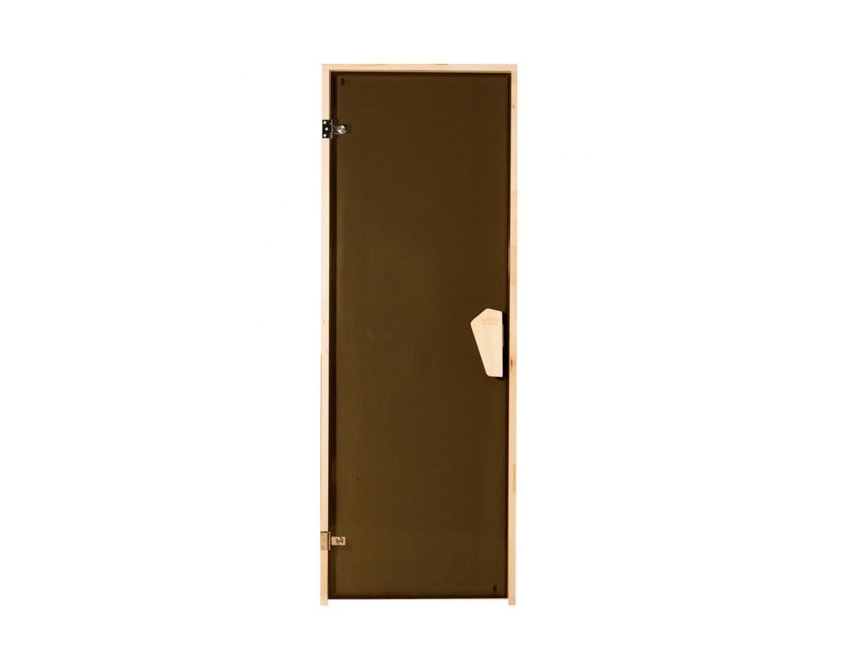Дверь для бани и сауны Tesli Lux 1900 x 700 в Одессе