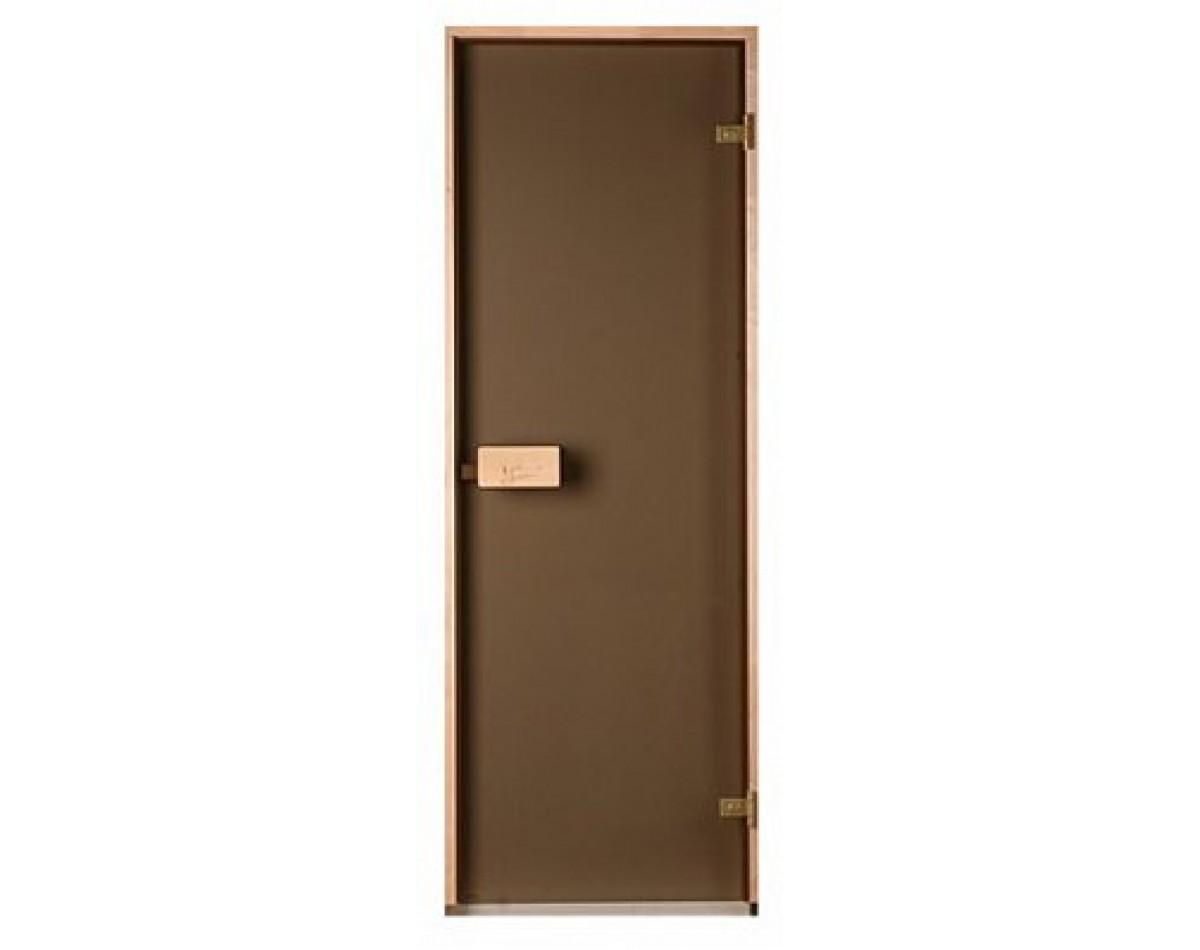 Дверь для бани и сауны Tesli Sateen 1900 x 700 в Одессе