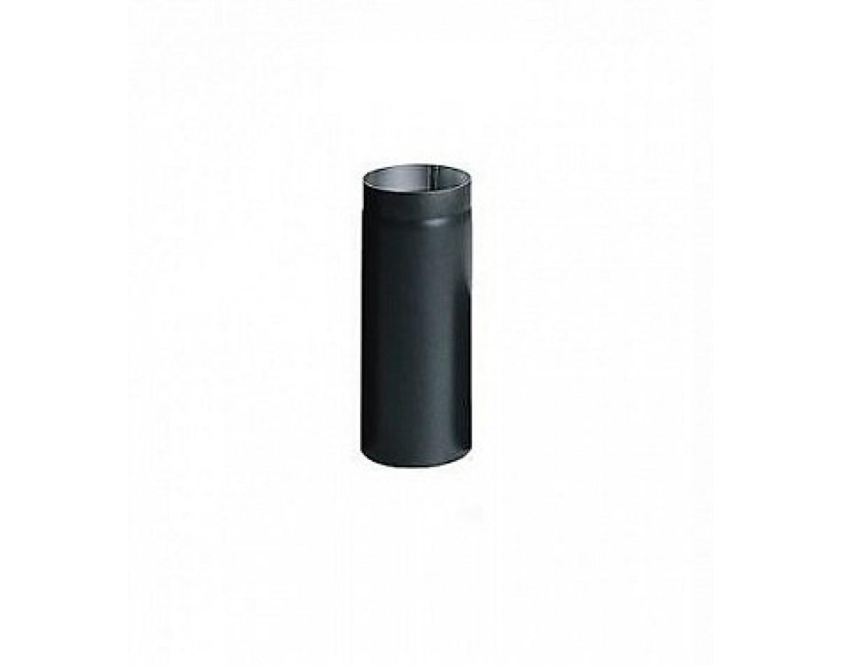 Труба дымоходная 0,5 метра  (черная сталь 09Г2Ф 2 мм)