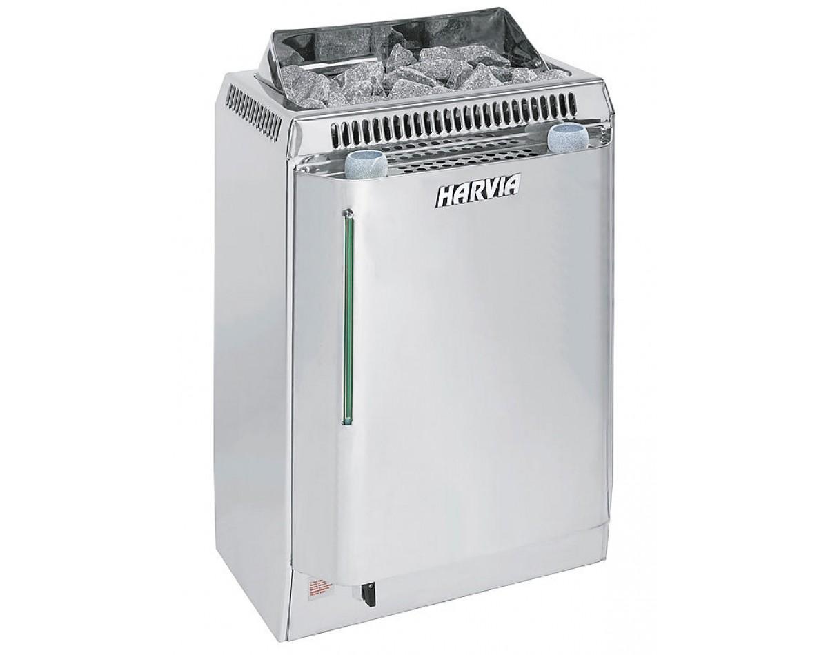Электрокаменка HARVIA Topclass Combi (5кВт)