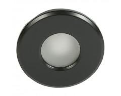 Светильник для бани сауны хамама Nobile WT 50 R (черный)
