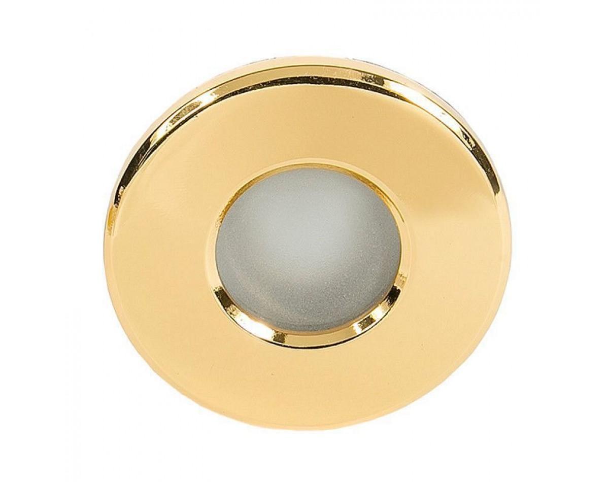 Светильник для бани сауны хамама Nobile WT 50 R (золотой)