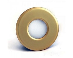 Светильник для бани сауны хамама Nobile WT 50 R (золотой матовый)