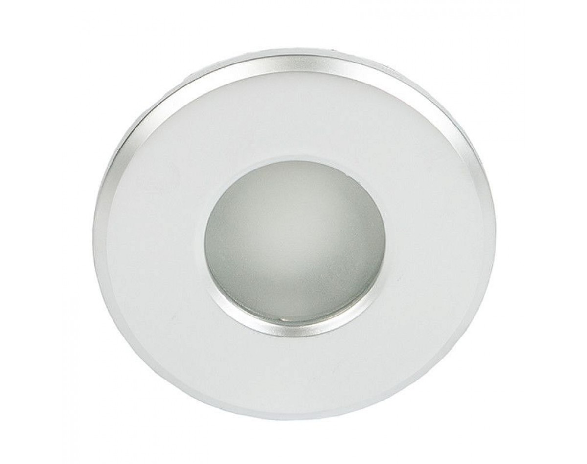 Светильник для бани сауны хамама Nobile WT 50 R (титан матовый)